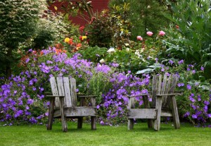 Schoolhouse Garden Chairs