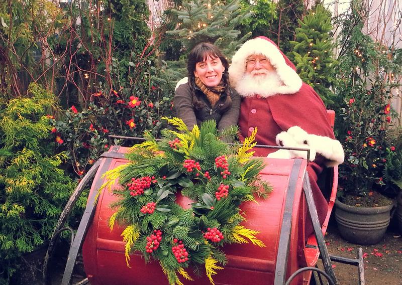 Rachel-&-Father-Christmas-2013