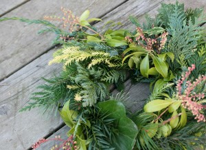 Wreath Making 2012 (1)