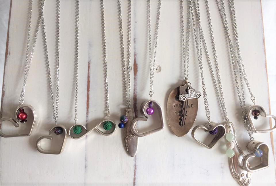 Junkin J Necklaces