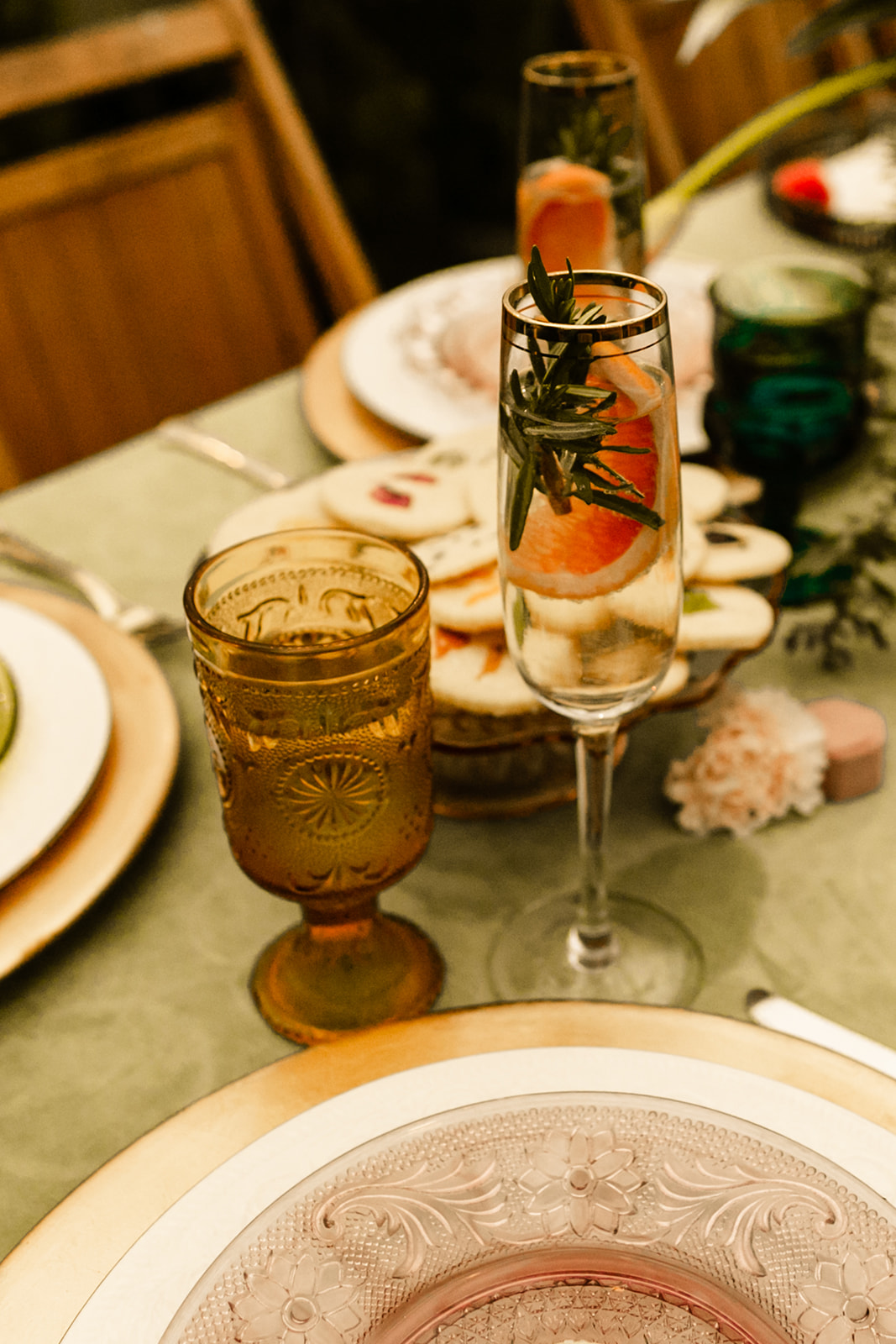 Colorful Winter | Styled Shoot